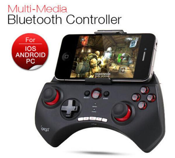 Технологии ipega PG-9025 игры контроллер Bluetooth геймпад джойстик для iPhone iPad смартфон Samsung HTC Мото Android планшетных ПК черный/белый