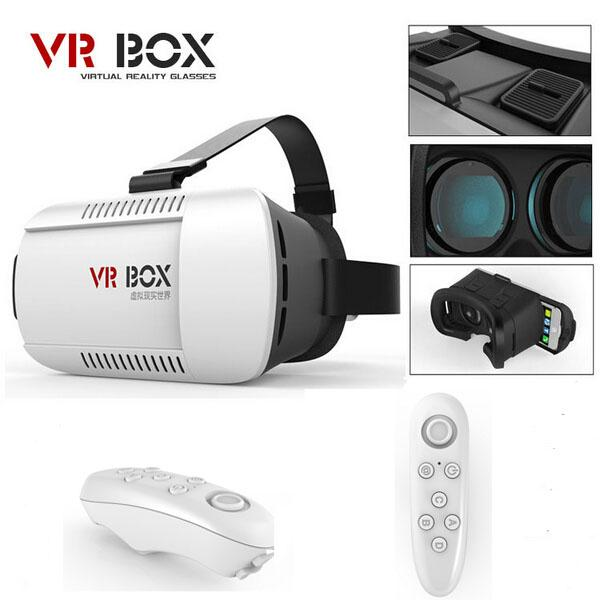 Google Картон Headmount VR BOX версия VR Виртуальная реальность 3D очки для 3.5