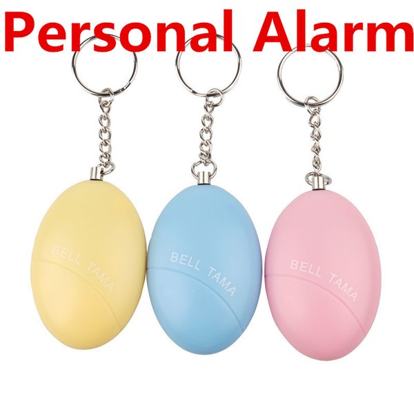 Per onal alarm bell tama loud afe table 120 decibel mini portable keychain alarm afe football panic anti rape attack afety ecurity