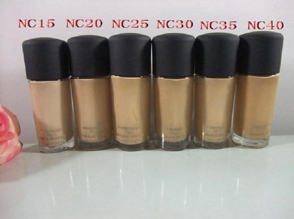 Makeup tudio fix fluid pf 15 foundation liquid 30ml long la ting liquid foundation face concealer ale
