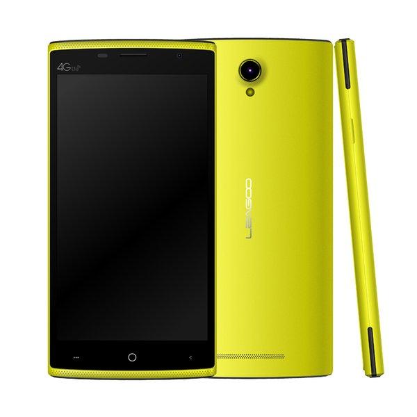 Original Leagoo Elite 5 Android 5.1 MTK6735 Quad Core 16GB ROM 5,5 Pulgadas Smartphone
