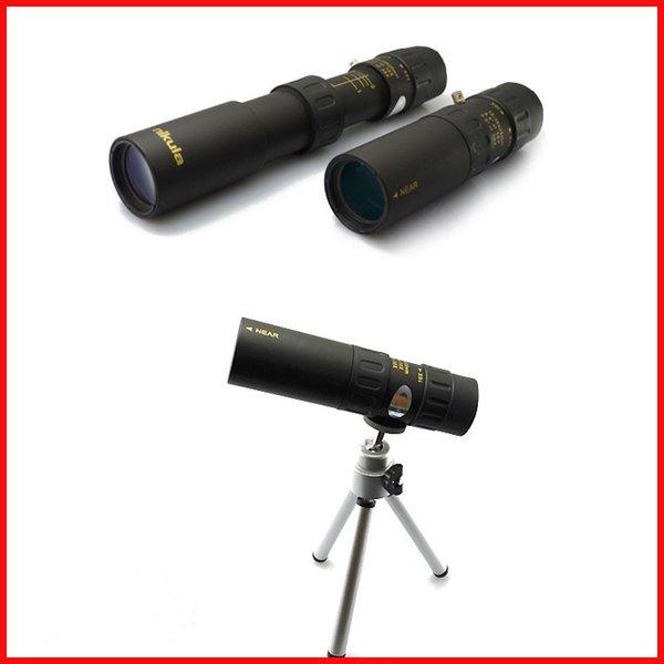 Телескоп из монокуляра