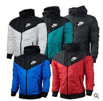 Autunno Inverno Primavera giacca e cappotti uomini esterni casuali 2015 Nuova marca a vento degli uomini giacca cappotto