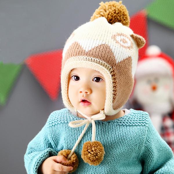 Вязание колпак для малышей 26