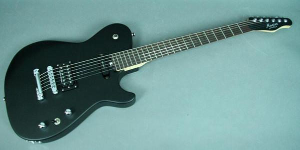 Редкий TL Гитара Мэнсон MA-1 EVO Электрогитара Атласный Черный Электрогитара Chrome Hardwar фото