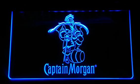 LS101-б Captain Morgan Beer Light Войти фото