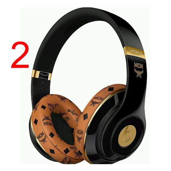 2016 droites casque stéréo Outta Compton casque reconditionnés Annuler bruit Headset limitée Studio 2.0 Casque sans fil