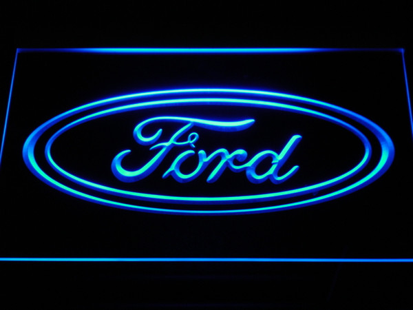 d007 Ford LED неоновая вывеска Бар пиво декор Бесплатная доставка Dropshipping Оптовая 7 цвет