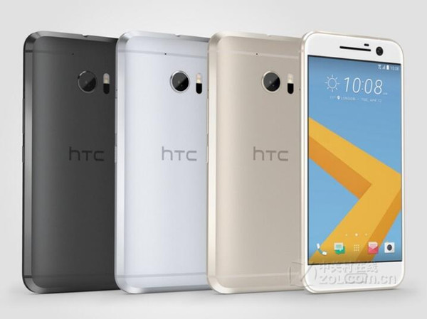 Refurbi hed original htc 10 m10 4g lte 5 2 inch  napdragon 820 quad core 4gb ram 32gb rom 12mp rapid charger android phone dhl 1pc