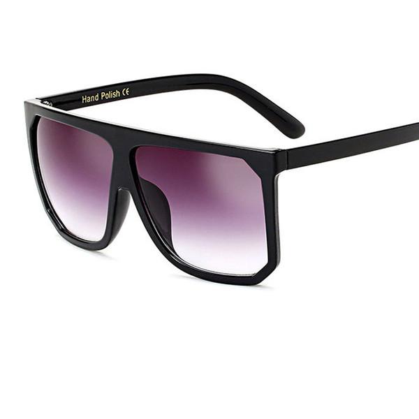 2017 мода старинные солнцезащитные очки женщин мужской бренд дизайнер большая рамка очки Солнцезащитные очки Oculos De Sol Gafas Masculino UV400 Y133 фото