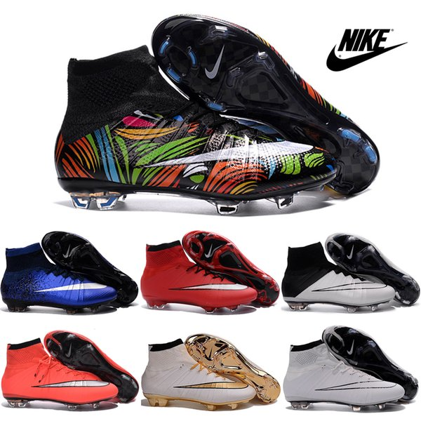 Nike Mercurial Superfly FG Zapatos de Fútbol