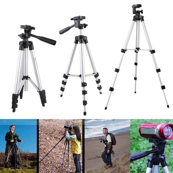 Brand New Video Tripod Universal Digital Camera Mount Camcorder Tripod Stand For Nikon Canon Panas High Quality