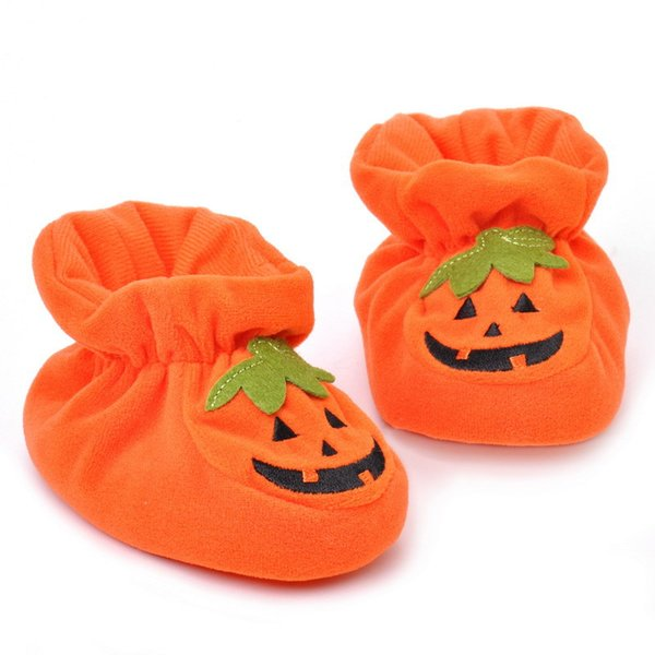 Zapatos de Bebé Halloween