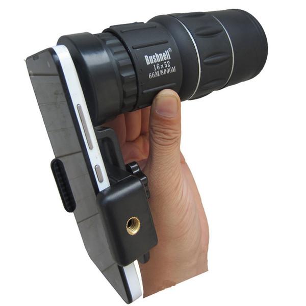 Сотовый телефон объектив камеры зум мобильный монокуляр телескоп ночного видени фото