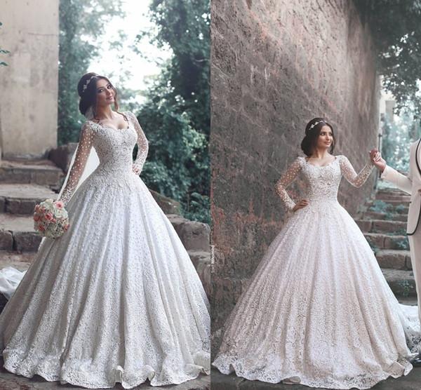 Vestidos de casamento alinhado allanhu фото