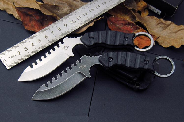 The latest karambit Thomas outdoor mantis sword High hardness of cold steel straight knife Wilderness survival knife Free shipping tactical