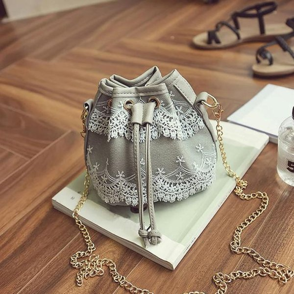 wholesale- women lace handbag shoulder bags tote purse messenger satchel bag cross body women messenger bags luxury tote crossbody purses (405380155) photo