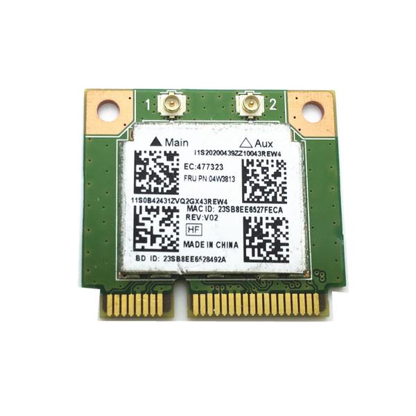 Оптовое - для Realtek RTL8723BE 802.11bgn + BT4.0 Беспроводная карта для Lenovo Thinkpad E540 S440 S540 FRU 04W3813