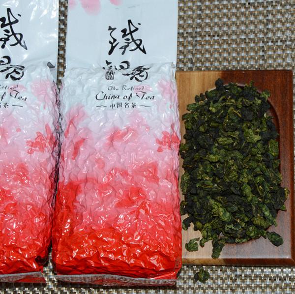 2019 Бесплатная доставка китайский Олонг чай tieguanyin anxi галстук Гуань Инь Китай чай з фото