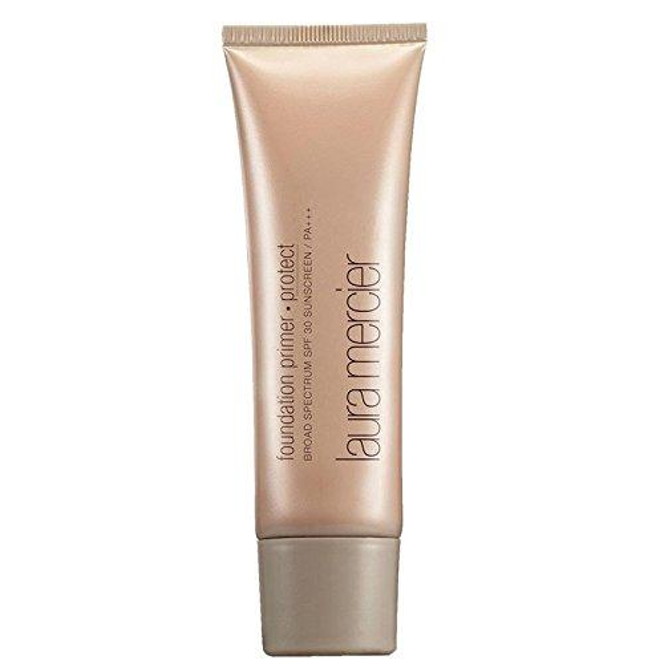 Makeup laura mercier foundation primer oil hydrating mineral radiance protect pf 30 ba e 50ml face natural long la ting dhl 60pc