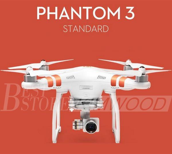100  authentic dji phantom 3 uav profe  ional advanced  tardard quadcopter drone with 4k hd video camera 100  original new activated