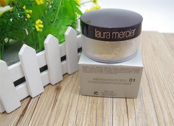 12pc laura mercier foundation loo e etting powder fix makeup powder min pore brighten concealer x027
