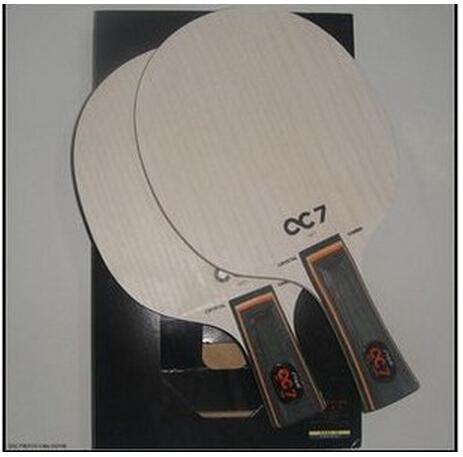 BEST-STIGA Crystal Carbo 7 настольный теннис ракетки CC7 pingpong balde