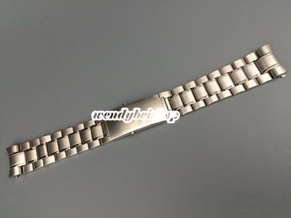 20mm Новый горячий продавать браслет браслета диапазона браслета диапазона нержавеющей стали оптовой продажи серебряный освобождает перевозку груза