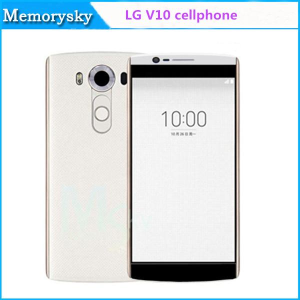 HDC 1: 1 V10 5.5 '' MTK6572 Dual-Core-512M 4G zeigen RAM 3GB ROM 64GB 5,5-Zoll-Smartphone entsperrt Android-Handy