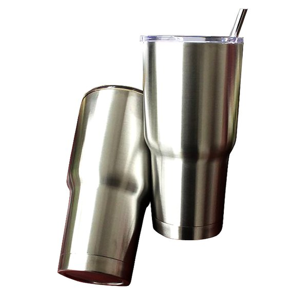 30oz Cup YET Tumbler For Travel Vehicle Beer Mug Tumblerful Bilayer Vacuum Insulated 304 Stainless Steel