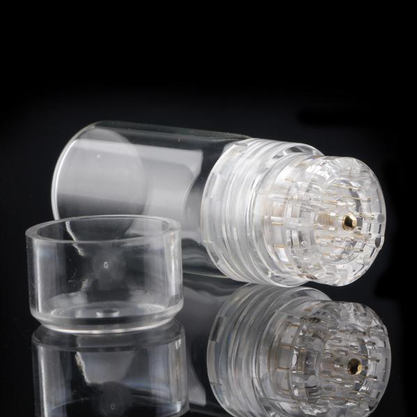 DHL Бесплатная доставка Гидра иглы 20 контактов микро иглы штамп с титановой иглой для ухода за кожей и выпадения волос