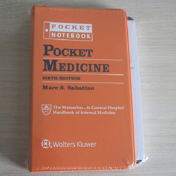 2017 Pocket medicine 6th edition 978-1496349484 free ship