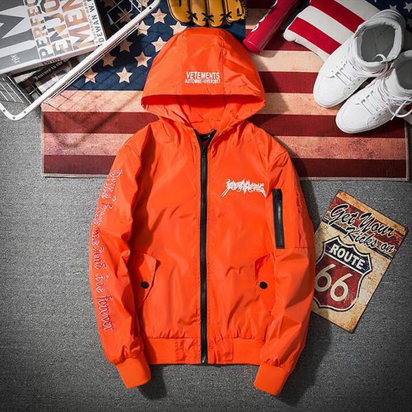 Американский стиль весна осень мужская Марка куртка горячая тонкий повседневная фото
