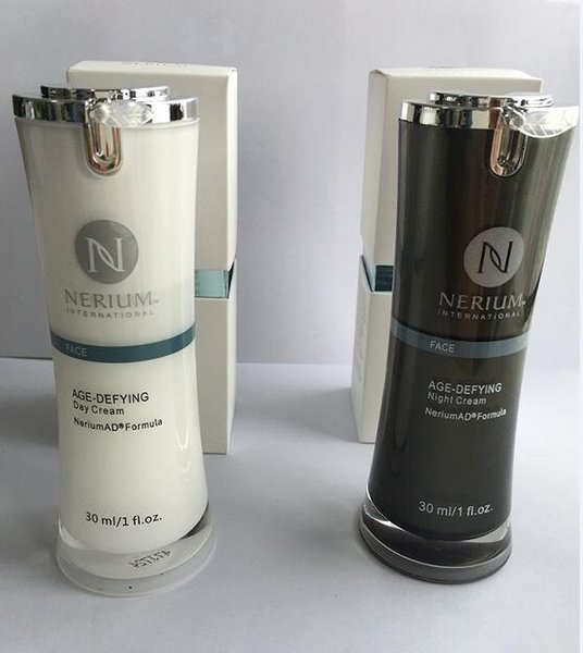 Nerium AD Night Cream and Day Cream 30ml Skin Care Age-defying Day with EXP date on bottle and Sealed Box
