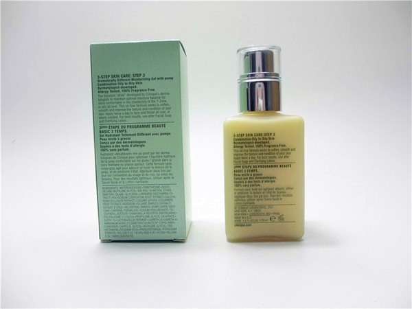 Retail c brand elling face kin care product butter dramatically different moi turizing lotion gel lotion gel oill butter 125ml