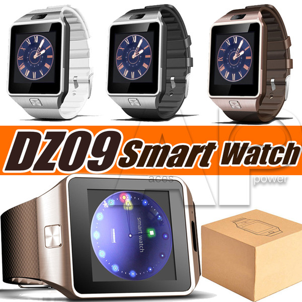 Dz09  martwatch phone camera  im card for android io  phone  intelligent mobile phone watch can record the  leep  tate