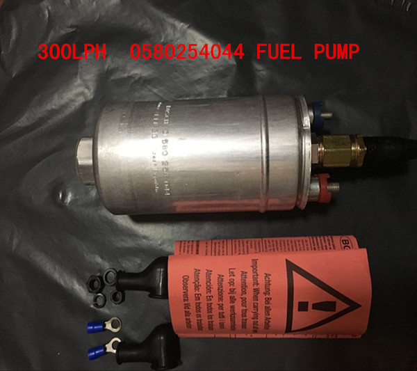 New e85 high performance high pre  ure 300lph 0580254044 0580 254 044 fuel pump for benz por ch bmw motorcycle racing