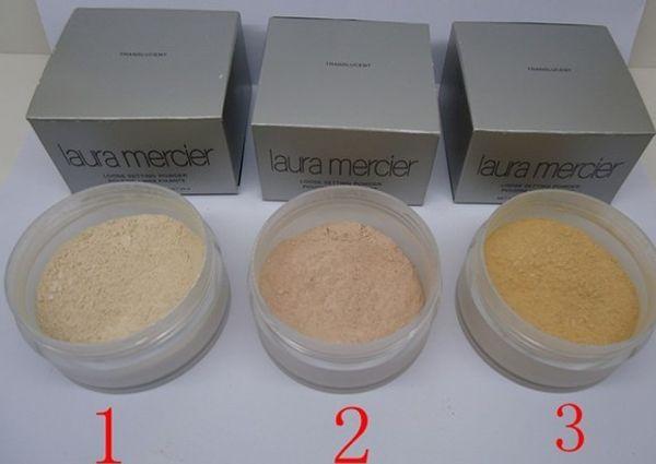 Laura mercier foundation loo e etting powder fix makeup powder min pore brighten concealer dhl high quality