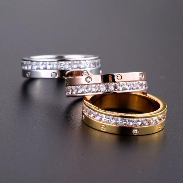 Оптовая торговля ювелирных изделий и бриллиантовое кольцо половина полных алмаз фото