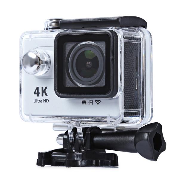 Sport-Action-Kameras Mit Ultra HD WiFi 1080P 2 Zoll LCD 170D Wasserdicht