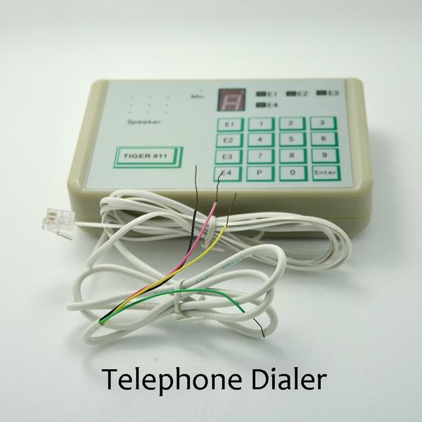 1 шт.) Tiger 911 авто телефон дозвона сигнализация аксессуары вызова передачи инструмент фиксированный терминал
