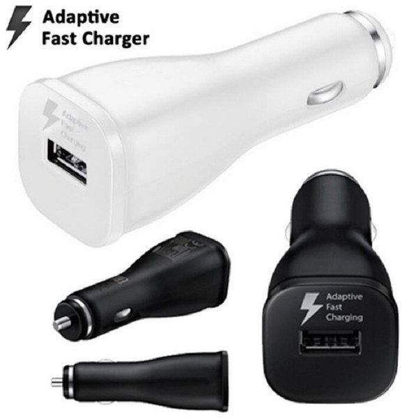 car charger single usb port & dual usb port 9v 1.67a 5v 2a adaptive fast charging car charger for samsung s6 s7 edge note 4 for htc lg