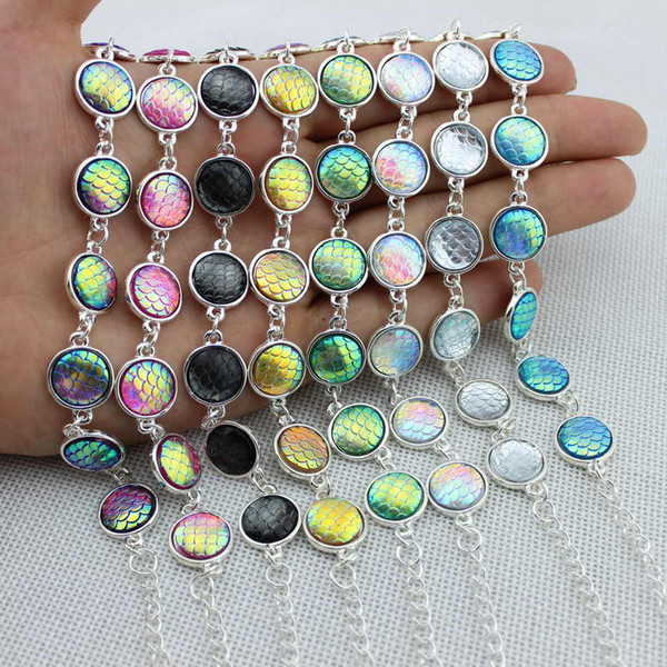 wholesale-mermaid_scale_bracelets_dragon_scales_bracelets_boho_mermaid_jewelry