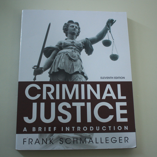 Criminal Justice: A Brief Introduction (11th Edition) 978-0133591316