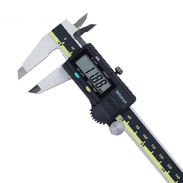 Digital vernier caliper mitutoyo digital caliper te ter 0 150 0 200 0 300 0 01mm digimatic caliper 10pc lot