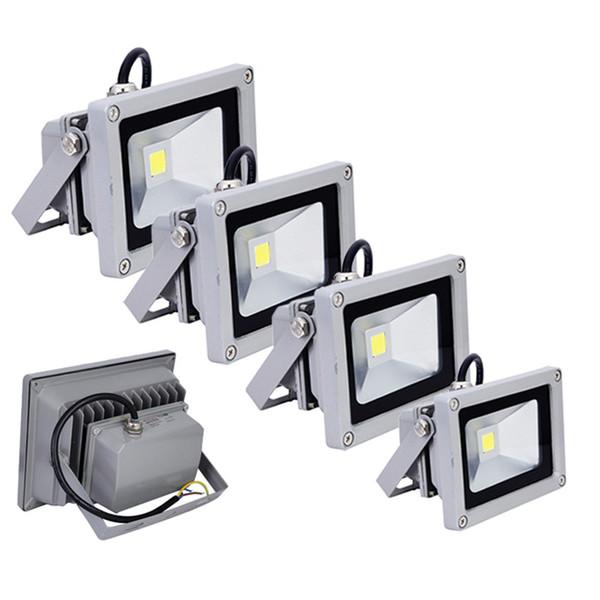 Быстрая доставка DHL FEDEX светодиодные прожекторы 10 Вт 20 Вт 30 ВТ 50 Вт 100 Вт 150 Вт 200 Вт 25 фото