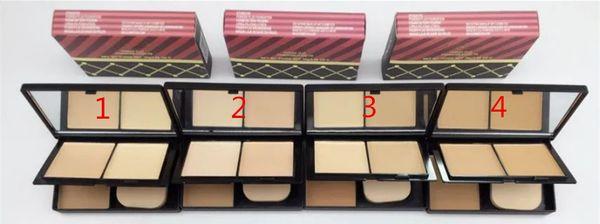 Epacket elling makeup nutc racker weet collection matte face powder double deck 4 color