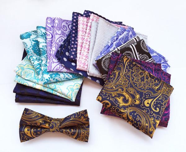 Hankerchief carve vintage hankie floral print men 039 pocket quare handkerchief 25 25cm hanky