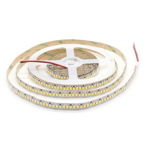 High Bright Led Strip Light SMD 2835 5M 240leds/m Flexible Led Tape Light DC12V Led Tape Bar Light Lamp Indoor Home (best2011) Newark Purchase and sale of goods