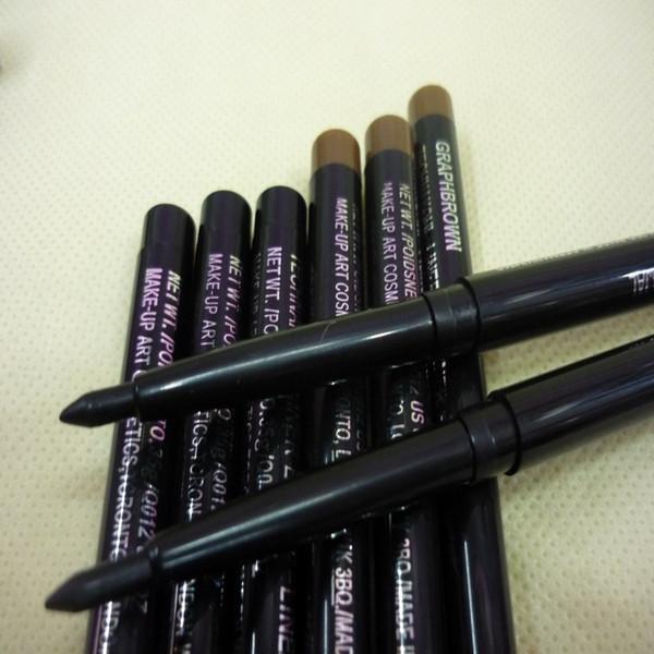 12 шт. / Лот специализированной косметики бренда вращающийся масштабируемый черны